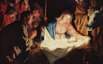 Why do we celebrate Christmas on December 25th?